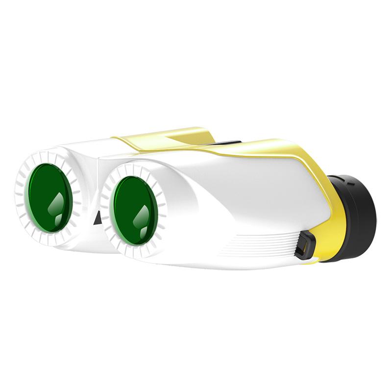 suncore舜光双筒10X25北极熊望远镜高清高倍望远镜【多颜色定制】